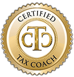 Certified Tax Coach logo